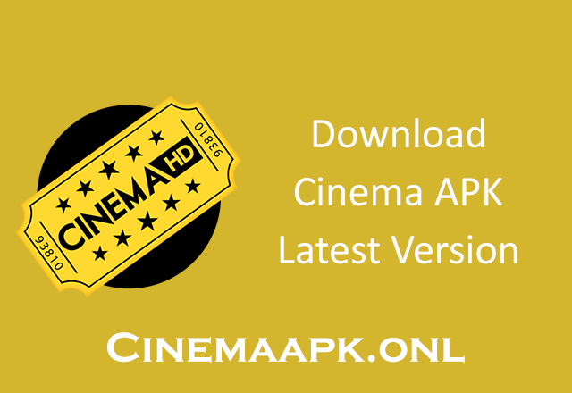 Download Cinema APK Latest Version Free